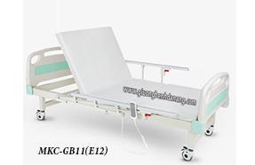 Giường bệnh MKC-Medical hỗ trợ 2 chức năng điều khiển bằng điện