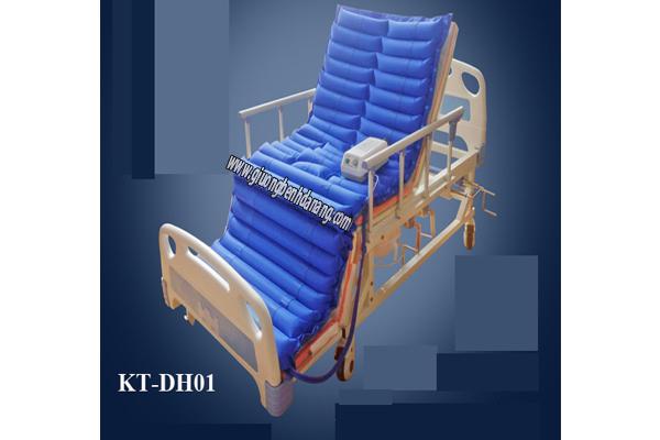 Đệm điện bằng khí hơi mã MKC-DH01