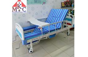 Giường bệnh đa năng MKC-Medical 4 tay quay 11 chức năng model 2020